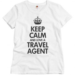 Love a Travel Agent