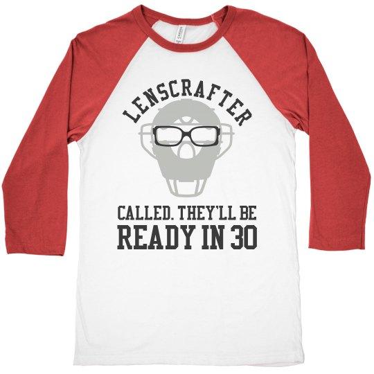 04f1ae96 Sassy Baseball Mom Funny Umpire Heckler Custom Jersey Unisex 3/4 Sleeve  Raglan T-Shirt: This Mom Means Business!