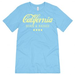 Born & Raised California