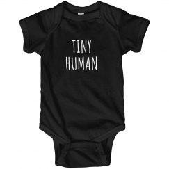 Tiny Human Baby