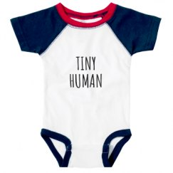 Infant Vintage Raglan Bodysuit