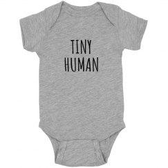Mom's Tiny Human