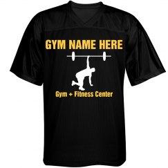 Gym Promotion Jersey