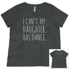 Westland Adult-plus Dance mom tank