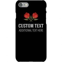 Little Roses Custom Case