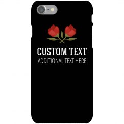 Little Roses Custom Case