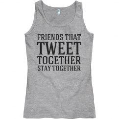 Tweet together