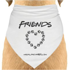 MGF Friends Pet Bandanna