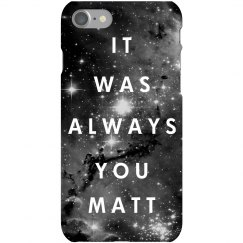 A Galaxy of Love for Matt