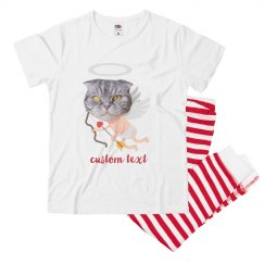 Create Your Own Pet V-Day Pajamas