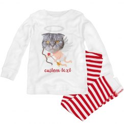 Add Your Pet Custom Toddler Jammies