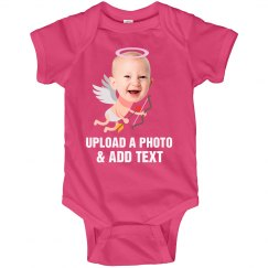 Baby Cupid Photo Upload