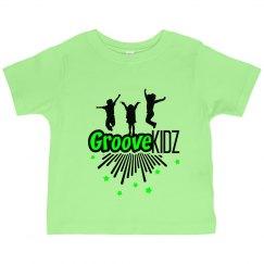 Groove Kidz Ruffle Fine Jersey Tee