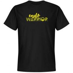 Endo Warrior Endometriosis Awareness Month Premium Tee
