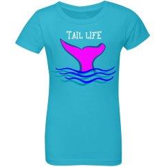 Mermaid Tail Life