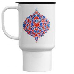 Ornamental mug