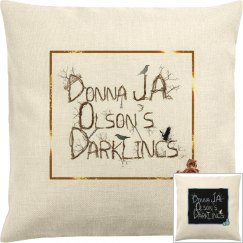 Reversible Darklings Pillow