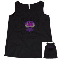 Nasty Goddess Signature Tank - Women's Fit