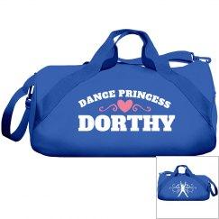 Dorthy, dance princess