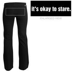 It's Okay to Stare Yoga