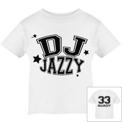 DJ JAZZY Infant Tee