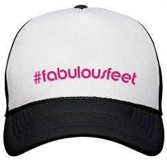 #fabfeet Hat