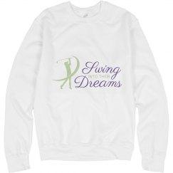 Swing Into Their Dreams Sweatshirt