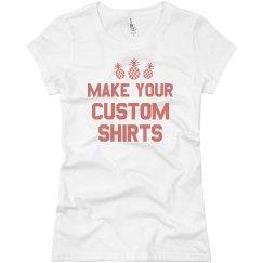 Custom Shirt for Womens Groups
