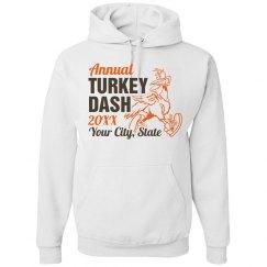 Annual Turkey Trot Dash
