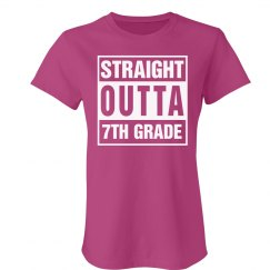 Straight Outta 7th Grade