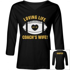 Loving Coach's Wife