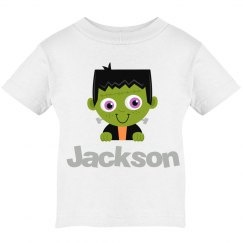 Whimsical Frankenstein Personalized Tee