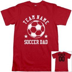 Soccer Coach & Dad Gift