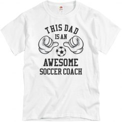 This Dad Is An Awesome Soccer Coach