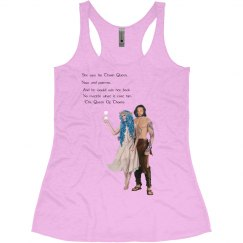 Kenna & Vlad tank top