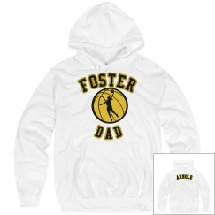 FOSTER WHITE HOODIE