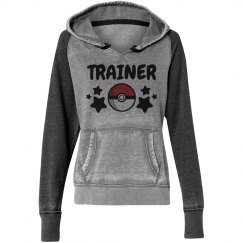 A Trainer's Hoodie