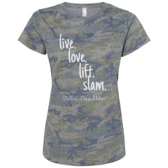 Live. Love. Lift. SLAM.