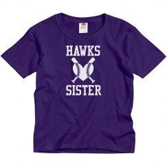 Hawks sister