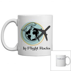 Inflight Rocks Coffee Mug