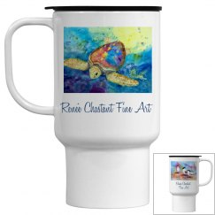 Turtle-Terns travel mug