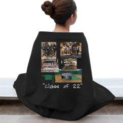 Graduation blanket