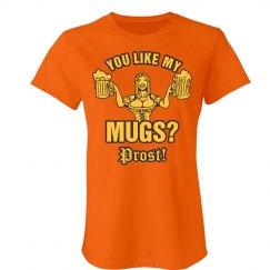 Oktoberfest Mug Love