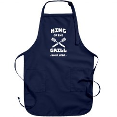 Grill King Custom Father's Day Apron