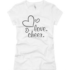 Love Cheer Tee