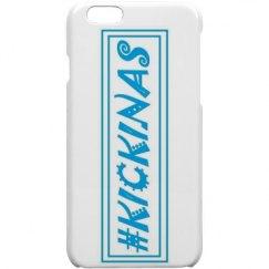 #KICKINAS POLYMER IPHONE 6 COVER