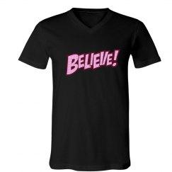 BELIEVE V-NECK