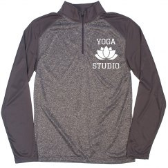Custom Yoga Studio Pullovers