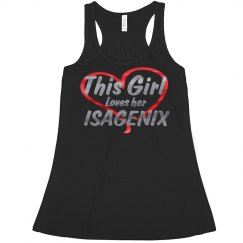 This Girl loves her Isagenix