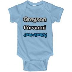 Greyson Giovanni Choudhry